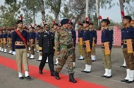 OBC reservation now in military schools | सैनिकी शाळांमध्ये आता ओबीसी आरक्षण