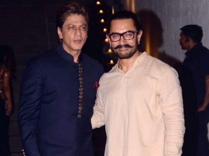 Shah rukh khan cameo role in laal singh chaddha aamir khan direct   जेव्हा शाहरुख खानसाठी दिग्दर्शक बनला आमिर खान, दिल्लीत केलं सिनेमाचे शूटिंग