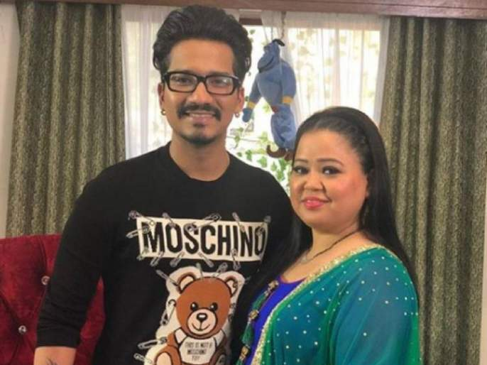 Comedians Bharti and Harsh in NCB custody, probe started | कॉमेडियन भारती आणि हर्ष एनसीबीच्या ताब्यात, कसून चौकशी सुरु