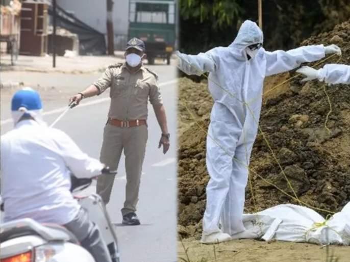 Shocking news gujarat cop loses 3 family members to the virus in 5 days | हृदयद्रावक! आधी आई, बाबा आणि मग भाऊ; अवघ्या ५ दिवसात कोरोना योद्ध्याचं कुटूंब होत्याचं नव्हतं झालं