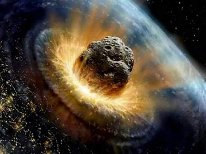 Nasa alert asteroid big as burj khalifa of dubai is coming to earth at speed faster than bullet | बापरे! कोरोना पाठोपाठ पृथ्वीच्या दिशेने वेगाने येतंय आणखी एक नवं संकट; नासानं दिला इशारा