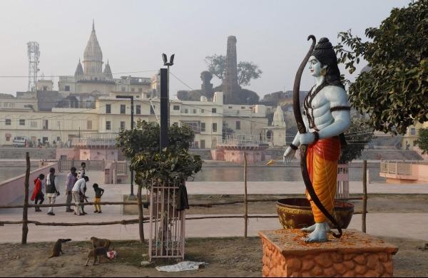 "Upcoming Ayodhya airport to be named after Lord Ram | अयोध्या विमानतळाचं नाव आता ""मर्यादा पुरुषोत्तम श्रीराम"", योगी सरकारचा निर्णय"