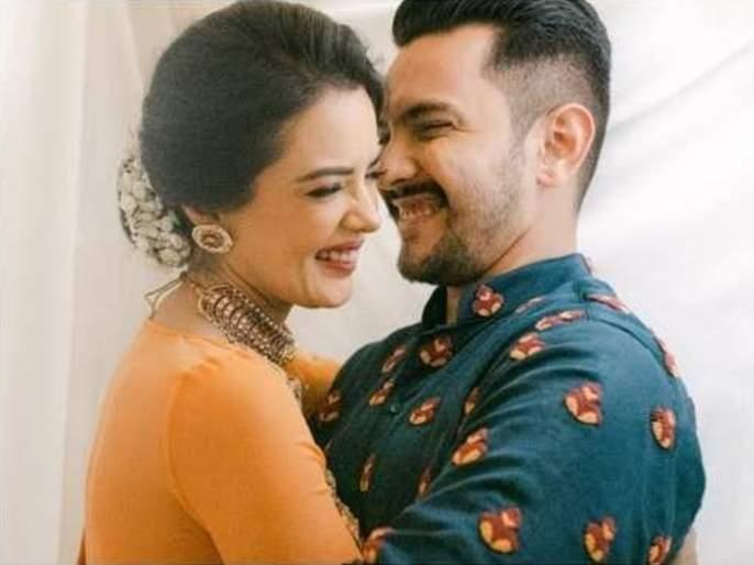 Aditya narayan buys a 5 bhk apartment in mumbai soon will shift with wife shweta | आदित्य नारायणने खरेदी केला आलिशान 5 BHK फ्लॅट, पत्नी श्वेतासोबत लवकरच होणार नव्या घरात शिफ्ट