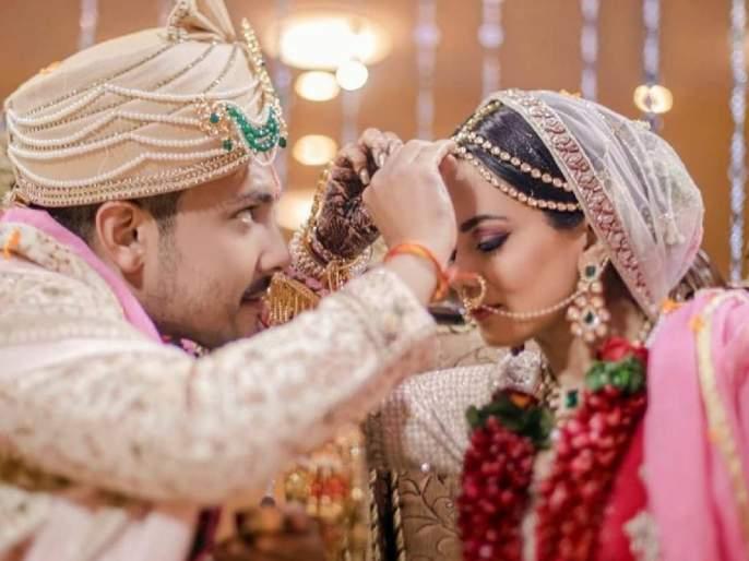 After getting engaged to actress shweta agarwal, aditya narayan said- the dream has come true   अभिनेत्री श्वेता अग्रवालसोबत लग्नाच्या बेडीत अडकल्यानंतर आदित्य नारायण म्हणाला- स्वप्न पूर्ण झालं