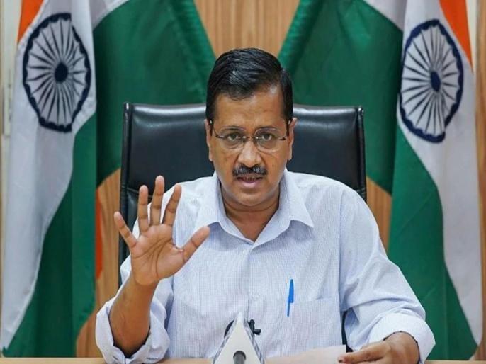 "farm laws farmer protest delhi cm arvind kejriwal hits out at punjab cm captain amrinder singh   ""अमरिंदर सिंग कृषी विधेयकांच्या समितीवर होते, मग तेव्हा रोखलं का नाही?"", केजरीवालांचा सवाल"