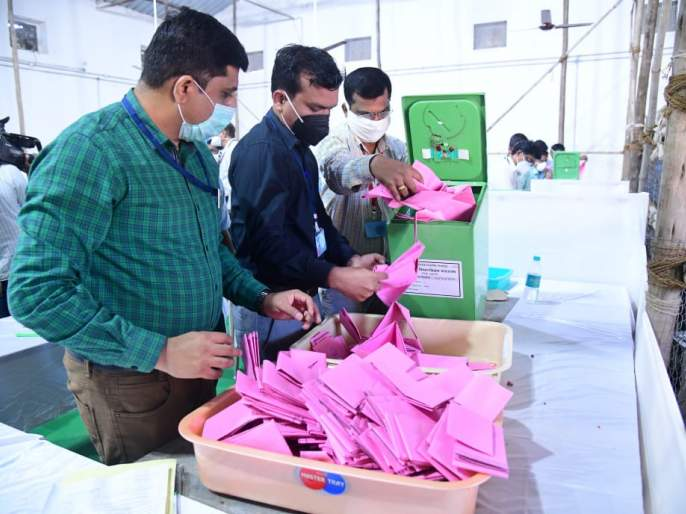 Amravati Division Teachers Constituency Election; counting Begins   अमरावती विभाग शिक्षक मतदारसंघ निवडणूक: मतमोजणीला सुरुवात