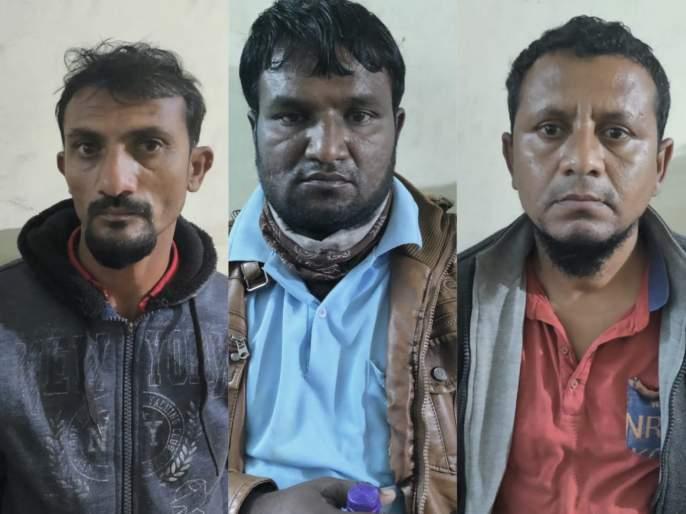 Gujarat gang nabs Rs 7.5 lakh worth of edible oil | साडे सात लाखाचे खाद्य तेल लांबविणारी गुजरातची टोळी जेरबंद