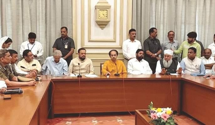 Then change the name of Maharashtra too, the demand of the Abu Azmi   ...तर महाराष्ट्राचेही नामांतर करा, महाविकास आघाडीतील मित्रपक्षाची राज्य सरकारकडे मागणी