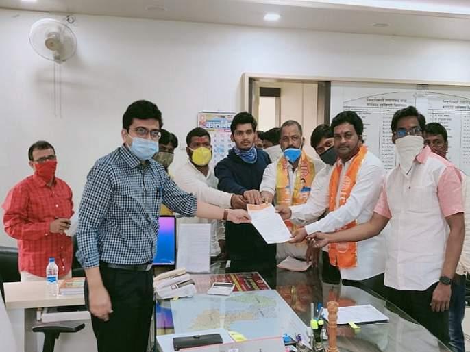 Discussion on renaming Osmanabad after Aurangabad; MNS on field for the name 'Dharashiv' | औरंगाबादनंतर उस्मानाबादच्या नामांतराची चर्चा; 'धाराशिव' नावासाठी मनसे मैदानात