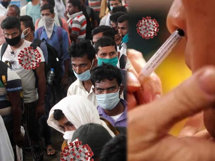 Coronal nasal vaccine developed by Bharat Biotech; Statement of permission for testing to DCGI   खुशखबर! भारत बायोटेकनं बनवली कोरोनाची नेझल लस; DGCI कडे परवानगीसाठी निवेदन