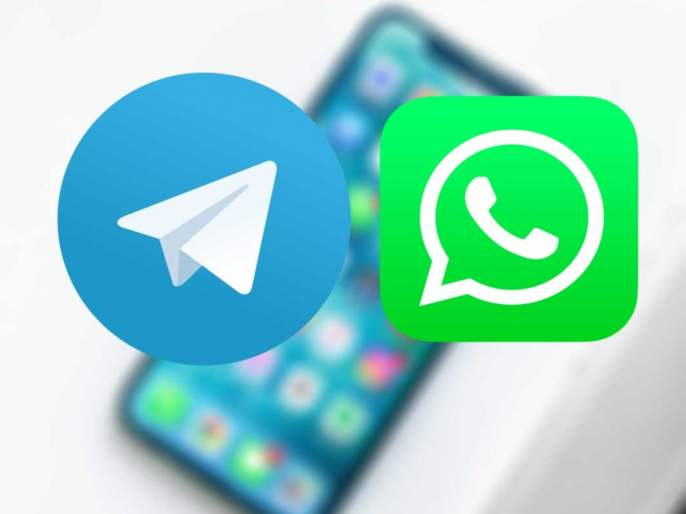 telegram adds 25 million new users in last 72 hours surpassed 500 million downloads | WhatsApp ला झटका! Telegram ची मोठी झेप; 72 तासांत तब्बल अडीच कोटी नवे युजर्स