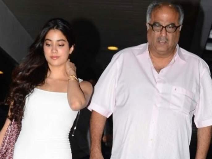 Babu .. Janhvi Kapoor had gone to Las Vegas after lying to her father. | बाबो.. वडिलांशी खोटे बोलून लास वेगासला गेली होती जान्हवी कपूर, स्वतःच पोलखोल केली सीक्रेट ट्रिपची