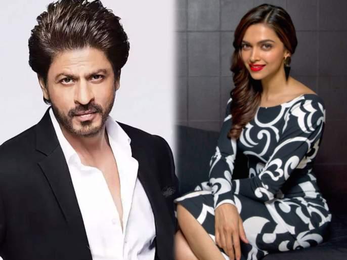Deepika padukone confirms shah rukh khan return to the big screen with pathan | दीपिका पादुकोणने केलं कन्फर्म, 'पठाण' मधून सिल्वर स्क्रिनवर परतणार शाहरुख खान