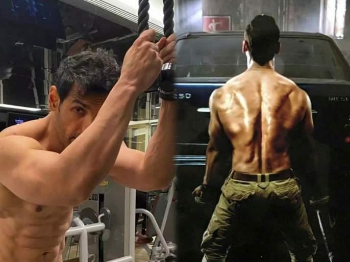 John abraham reduced his weight up to 12 kg for satyamev jayate 2 | 'सत्यमेव जयते 2'मध्ये जॉन साकारणार डबल रोल, सिनेमासाठी कमी केलं 10 ते 12 किलो वजन