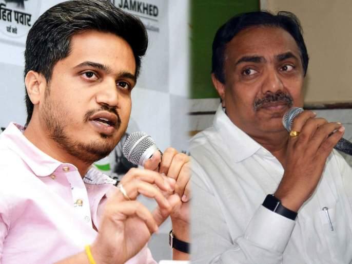NCP leader Rohit Pawar has reacted to Minister Jayant Patil's desire to become Chief Minister | 'त्यांनी मतदारसंघात चांगलं काम केलं आहे'; जयंत पाटलांच्या इच्छेवर रोहित पवारांची प्रतिक्रिया