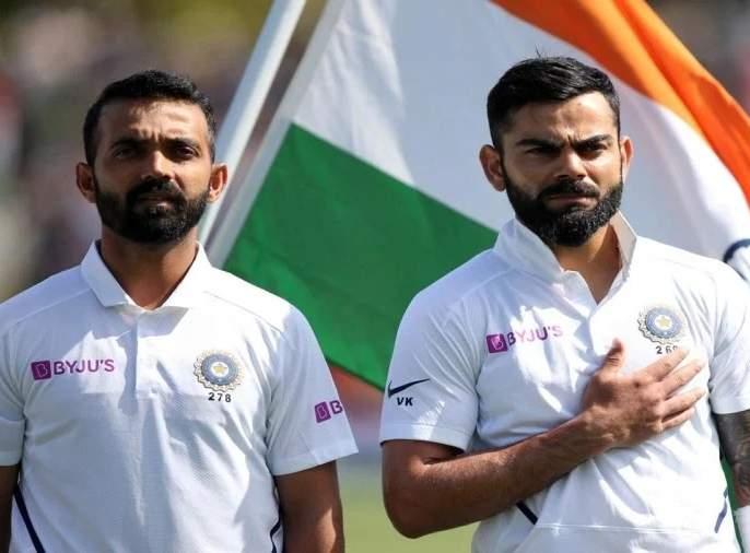 Ajinkya Rahane spoke for the first time about the full-time Test captaincy, saying ... | पूर्णवेळ कसोटी कर्णधारपदाबाबत अजिंक्य रहाणे पहिल्यांदाच बोलला, म्हणाला...