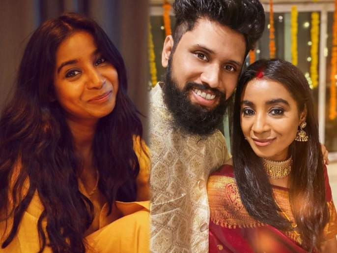 Singer shilpa rao ties the knot with ritesh krishnan   वरुण-नताशानंतर बॉलिवूड सिंगर शिल्पा राव अडकली विवाह बंधनात, लग्नाचा पहिला फोटो आला समोर