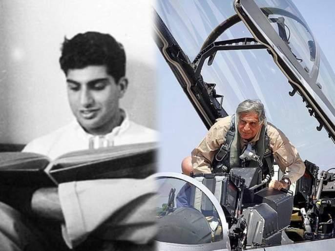 Inspirational Stories in Marathi : Ratan tata landed a plane in the age of 17 | सॅल्यूट! हवेत बंद झालं होतं विमानाचं इंजिन; अन् रतन टाटांनी असं केलं होतं सुरक्षित लँडिंग, वाचा पूर्ण किस्सा