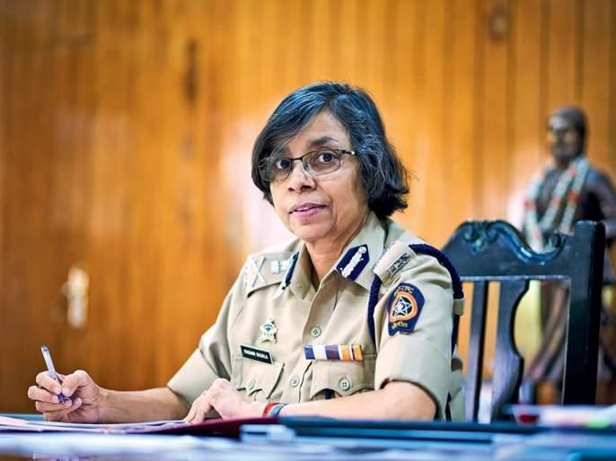 DG Rashmi Shukla will also be deputed at the Center as ADG of CRPF | डीजी रश्मी शुक्लाही केंद्रात प्रतिनियुक्तीवर बनणारसीआरपीएफच्या एडीजी