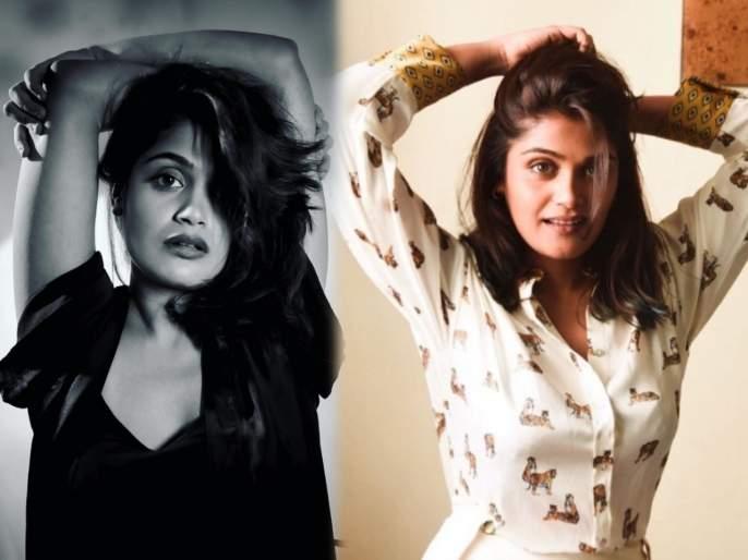 Actress Isha Keskar shared the most glamorous photo   मराठमोळी अभिनेत्री ईशा केसकरने शेअर केला सगळ्यात ग्लॅमरस फोटो, सोशल मीडियावर रंगली चर्चा