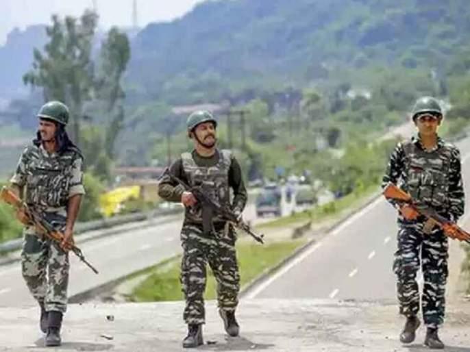 Breaking: Big plot of terrorists foiled; 7 kg explosives seized at Jammu bus stand | Breaking : दहशतवाद्यांचा मोठा कट उधळला; जम्मू बस स्टॅण्डवर ७ किलो स्फोटकं केली जप्त