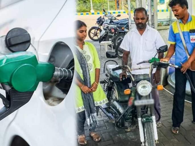 This karur petrol pumps unique offer gives customers 1 litre petrol free 5 | काय सांगता? 'या' पेट्रोलपंपावर मोफत पेट्रोल मिळणार; फक्त मुलांना म्हणावे लागणार १० श्लोक