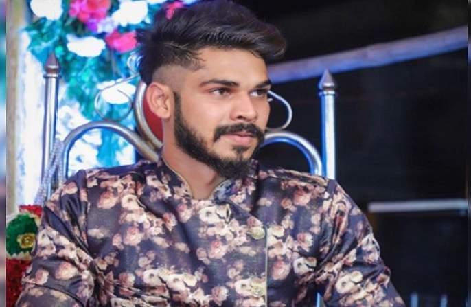 Sameer Gaikwad Suicide : The last video of Tiktok star Sameer Gaikwad who committed suicide went viral, he told the fans ...   आत्महत्या करणारा Tiktok स्टार समीर गायकवाडचा अखेरचा व्हिडीओ व्हायरल, चाहत्यांना म्हणाला...