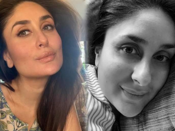 Kareena kapoor khan first post after baby birth   करिना कपूर रुग्णालयातून घरी पोहोचताच इन्स्टाग्रामवर अॅक्टिव्ह, 'या' व्यक्तीसाठी पहिली पोस्ट