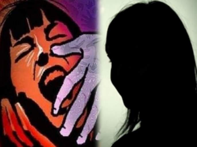 14-year-old girl gang-raped by three vagrants; The fugitives left the streets at midnight | १४ वर्षीय मुलीवर तीन भामट्यांनी केलागँगरेप; मध्यरात्री रस्त्यात सोडून झाले फरार
