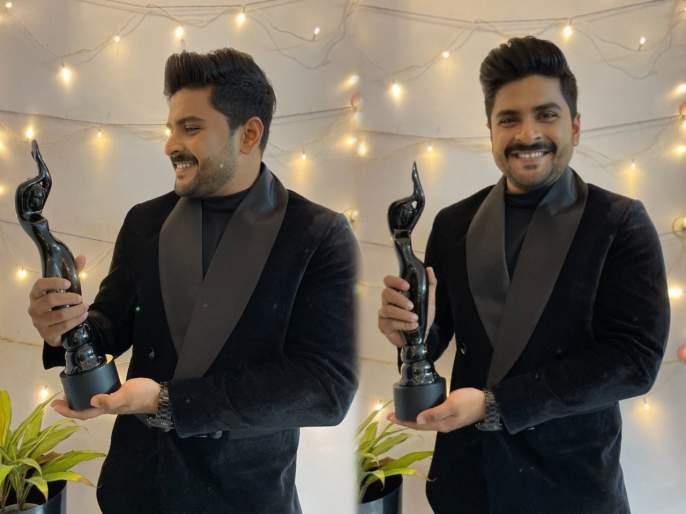 Shubhankar tawde wins best debut filmfare award for 'kagar' | शुभंकर तावडेला कागरमधील अभिनयासाठी मिळाला फिल्मफेअरचा सर्वोत्कृष्ट पदार्पणाचा पुरस्कार