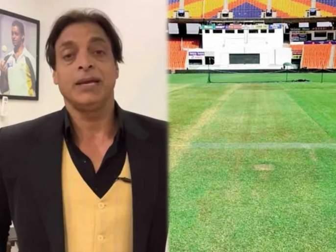India don't need to be scared, should prepare 'fair pitch' for 4th Test against England: Shoaib Akhtar   टीम इंडियानं घाबरू नये, चौथ्या कसोटीसाठी 'Fair Pitch' तयार करावे; शोएब अख्तरचा सल्ला