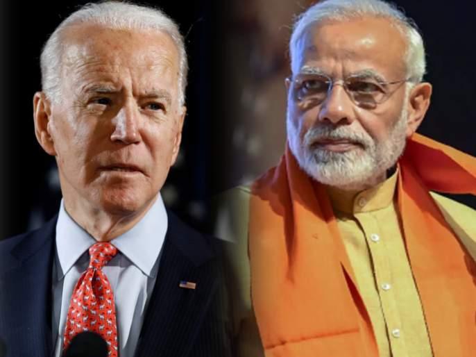 So the Biden administration is upset over the Modi government's 'Make in India' | म्हणून मोदी सरकारच्या 'मेक इन इंडिया'वर बायडन प्रशासन नाराज, अहवालातून समोर आली माहिती