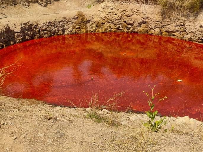 Saswad's wells were filled with petrol and diesel; Thieves break pipeline due to rising fuel prices | सासवडच्या विहिरी चक्क पेट्रोल डिझेलने भरल्या; इंधनाच्या वाढत्या महागाईमुळे चोरट्यांनी फोडली पाईप लाईन