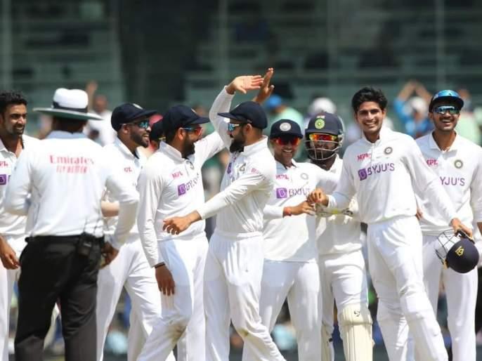 Ind vs Eng: So even after losing the fourth Test, India will qualify for the WTC finals, that's the equation   Ind vs Eng: तर चौथ्या कसोटीतील पराभवानंतरही भारत WTCच्या अंतिम फेरीसाठी ठरेल पात्र, असं आहे समीकरण