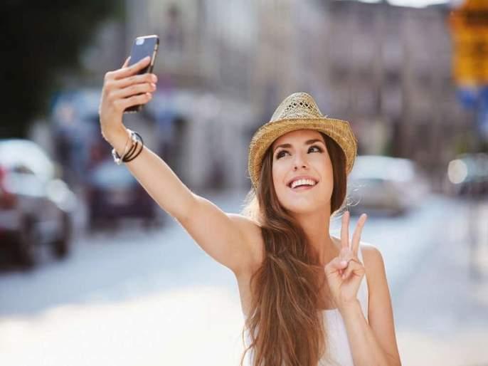 upload your selfie on social media samsung phone will be available in return gift   लय भारी! सोशल मीडियावर Selfie अपलोड करा आणि रिटर्न गिफ्टमध्ये स्मार्टफोन मिळवा; जाणून घ्या भन्नाट ऑफर