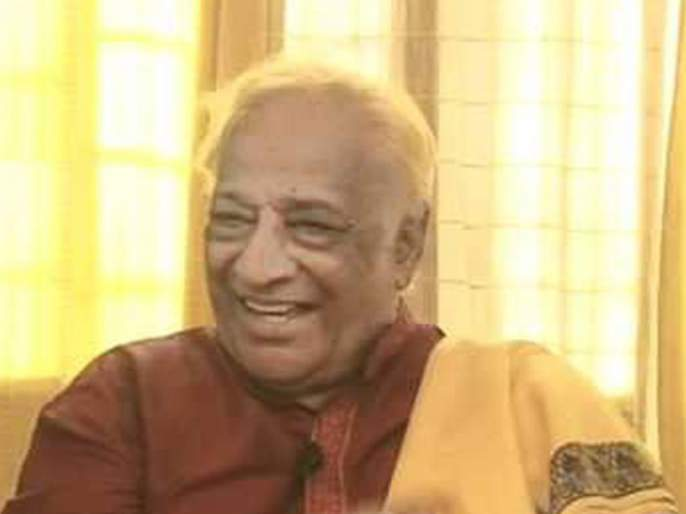 Veteran actor Shrikant Moghe passes away | Shrikant Moghe : ज्येष्ठ अभिनेते श्रीकांत मोघे यांचं निधन