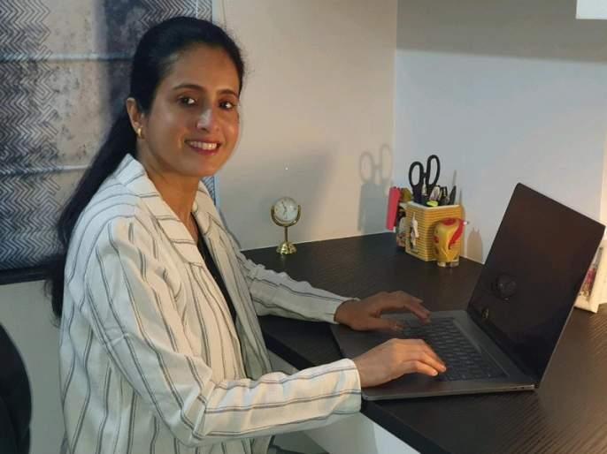 International Women's Day : Enjoy Being a Woman; The daughter of Aurangabad is the Global Service Head of a German multinational group | International Women's Day : मुलगा दीड वर्षाचा असताना घेतले जापनीजचे धडे; आता जर्मन मल्टीनॅशनल ग्रुपची आहे ग्लोबल सर्व्हिस हेड