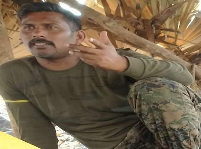 Naxals share photo of missing jawan Rakeshwar Singh Manhas; keep restriction to release him | बेपत्ता जवान राकेश्वर सिंग मनहासचा फोटो नक्षलवाद्यांनी शेअर करत सुटकेसाठी ठेवली अनोखी अट