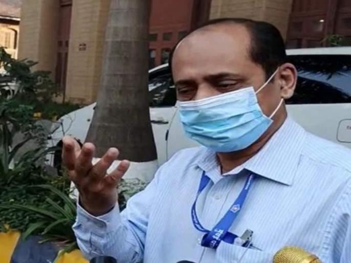 Sachin Waze's health deteriorates again; JJ hospital returned after examination | सचिन वाझेंचीतब्येत पुन्हा बिघडली;जे जे रुग्णालयात तपासणी करून पाठवले परत