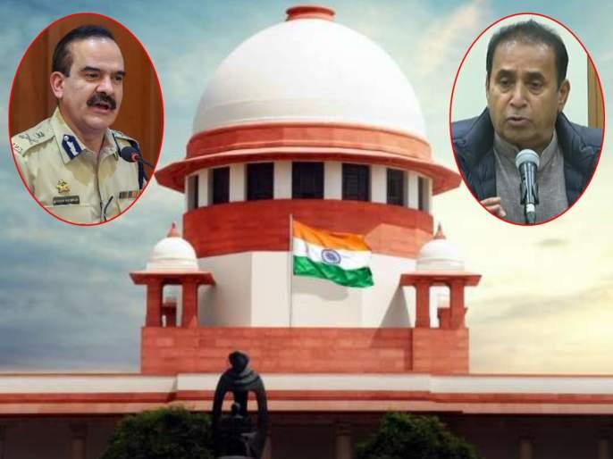 Supreme Court slams Anil Deshmukh and state government; Petition rejected | SC Slam Anil Deshmukh and SG :अनिल देशमुख आणि राज्य सरकारला सर्वोच्च न्यायालयाने दिला दणका; याचिका फेटाळली