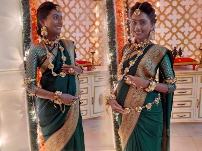 Deepa's baby shower ceremony in rang maza vegla serial | 'रंग माझा वेगळा' मालिकेत रंगणार दीपाच्या डोहाळ जेवणाचा कार्यक्रम