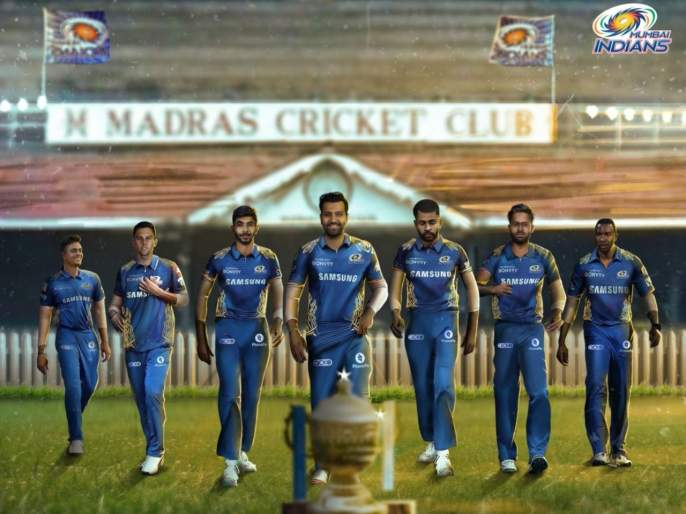 IPL 2021, MI vs RCB T20 : Marathi Ekikaran Samiti criticize on Mumbai Indians, Team not include Marathi language in whatsapp customer care | IPL 2021, MI vs RCB T20 : मुंबई इंडियन्सची 'मराठी'वरील माया आटली?; मराठी एकीकरण समितीनं विचारला जाब, नव्या वादाला सुरुवात!