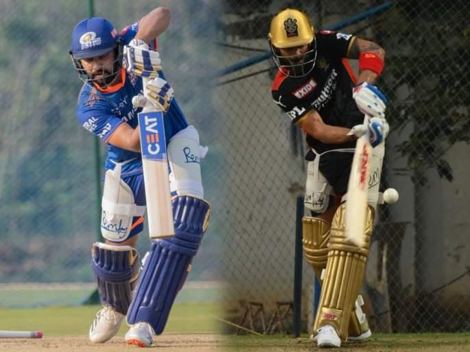 IPL 2021, MI vs RCB T20 : Mumbai Indians vs Royal Challengers Bangalore live streaming, know Playing XI   IPL 2021, MI vs RCB T20 : क्विंटन डी कॉक नाही खेळणार; नव्या भीडूसह मुंबई इंडियन्स तगडी Playing XI मैदानावर उतरवणार!