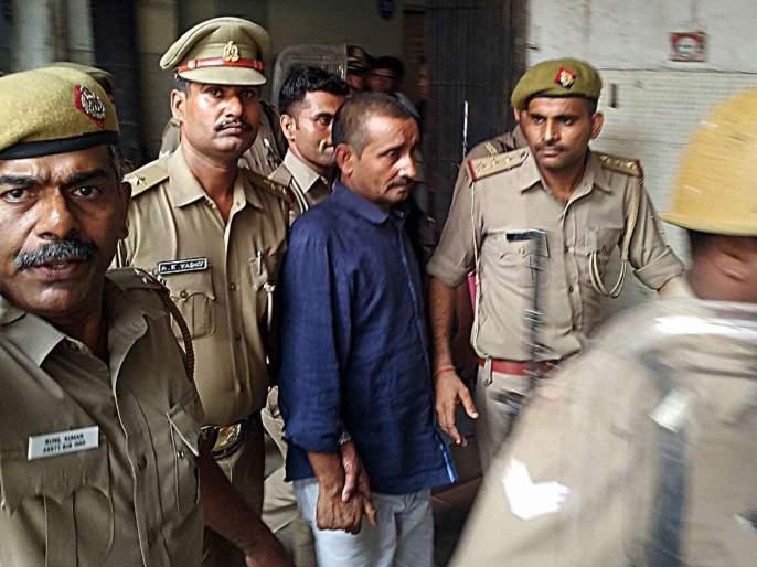 Unnao rape case : BJP nominates wife of rapist Kuldeep Singh Sanger for Zilla Parishad Election | बलात्कारी कुलदीप सिंह सेंगरच्या पत्नीला भाजपाने दिली जिल्हा परिषदेची उमेदवारी