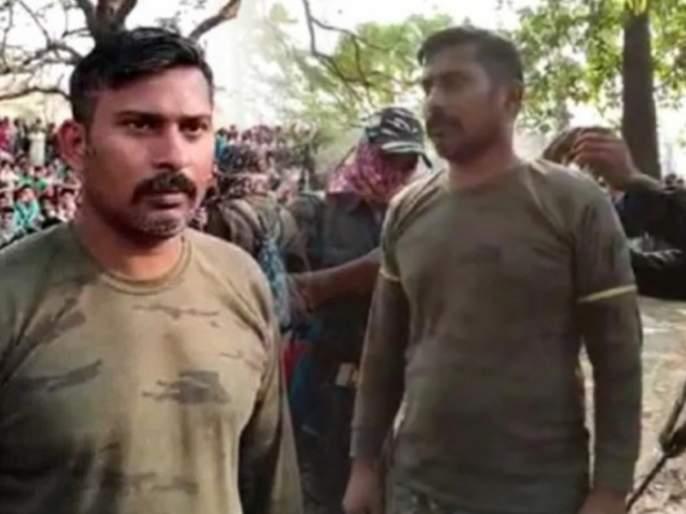 soldiers Rakeshwar Singh released by Naxals due to team sent by Chhattisgarh government for mediation | Chhattisgarh Naxal Attack : ...अन् नक्षवाद्यांनी ताब्यात घेतलेल्या जवानाची १०० तासांनी सुटका झाली; वाचा इनसाईड स्टोरी