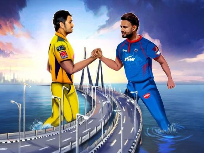 IPL 2021 CSK vs DC Live T20 Score: Two debutants for Delhi Capitals, DC won the toss, know playing XI | IPL 2021 : CSK vs DC T20 Live : दोन पदार्पणवीरांसह रिषभ पंत CSKला टक्कर देणार; DCनं नाणेफेक जिंकली