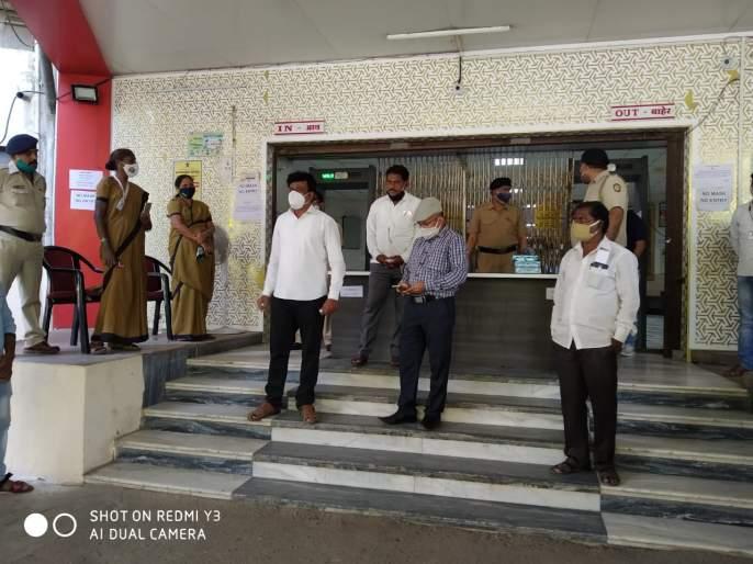 Ulhasnagar Municipal Corporation employees without salary, dissatisfaction among workers | उल्हासनगर महापालिका कर्मचारी पगाराविना,कामगारांत असंतोष