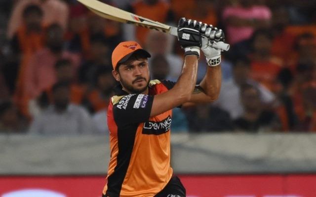 IPL 2021, KKR vs SRH: Manish Pandey became a troll on social media even after 61 runs, this is reason | IPL 2021, KKR vs SRH : ६१ धावांच्या खेळीनंतरही मनीष पांडे सोशल मीडियावर झाला ट्रोल, हे आहे कारण