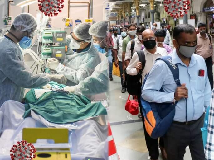 Coronavirus in india latest update covid-19 infection coronavirus vaccine   सावधान! या वयोगटातील लोकांना नव्या स्ट्रेनच्या कोरोना संसर्गाचा धोका जास्त; तज्ज्ञ म्हणाले की....