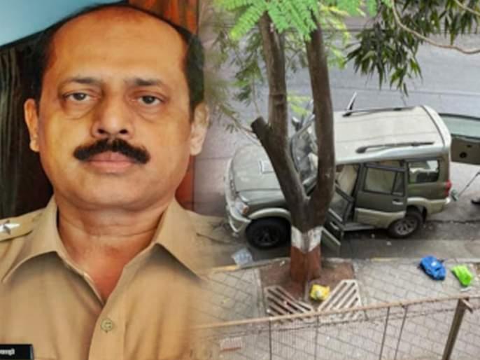 Sachin Vaze : Mumbai Police start process of dismissing Sachin Vaze from service | Sachin Vaze : मुंबई पोलिसांकडून सचिन वाझेला सेवेतून काढण्याची प्रक्रियेलावेग